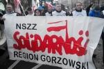 Manifestacja w Szczecinie